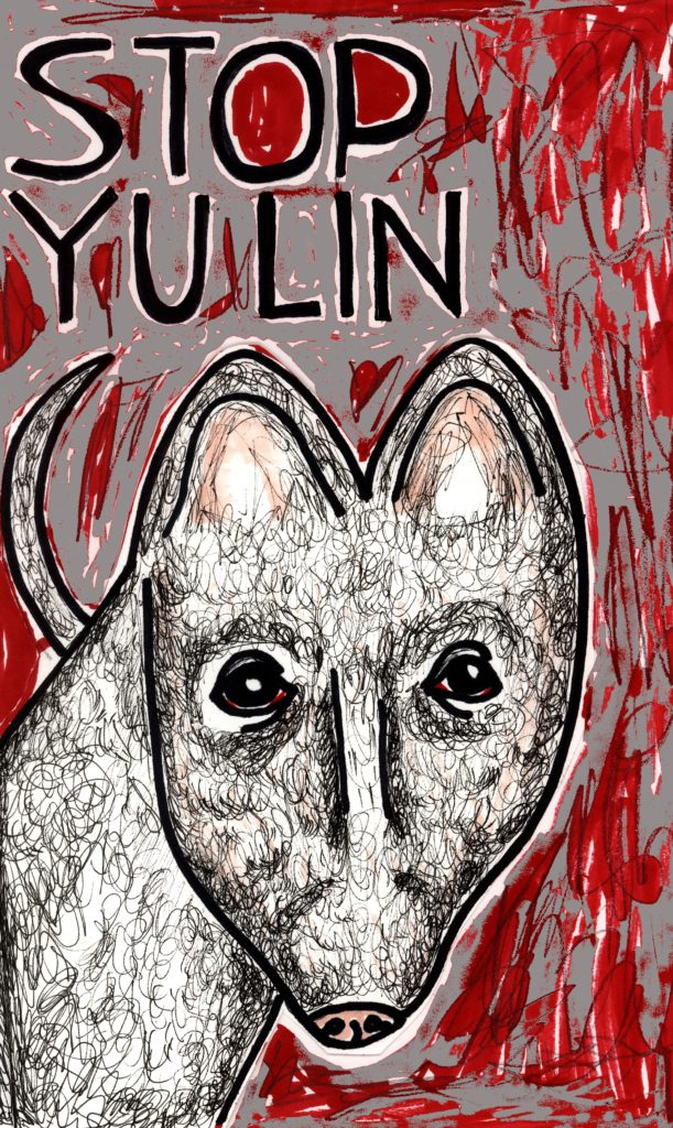 yulin dog5